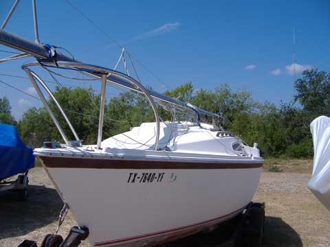 Laguna 18, 1978, San Antonio, Texas sailboat