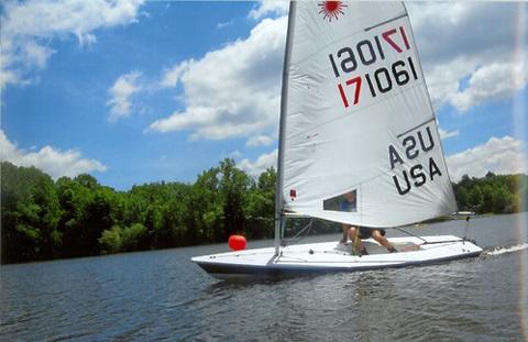 Laser Pro, 2001, Camp Hill, Pennsylvania sailboat