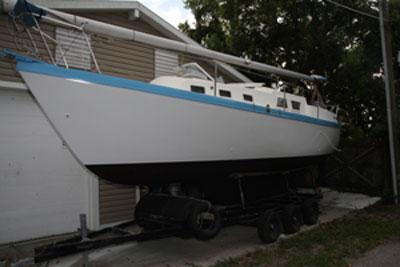 Luger Voyager 30, 1982, St. Petersburg, Florida sailboat
