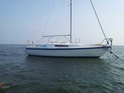 Macgregor 24, 1980, Clinton, Connecticut sailboat