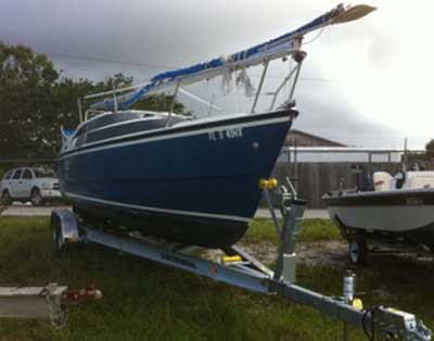MacGregor 26 M, 2005 sailboat