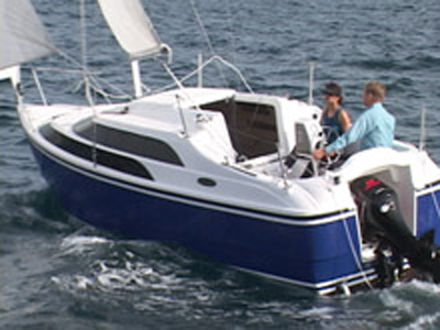 Macgregor 26M, 2008, Dallas, Texas sailboat