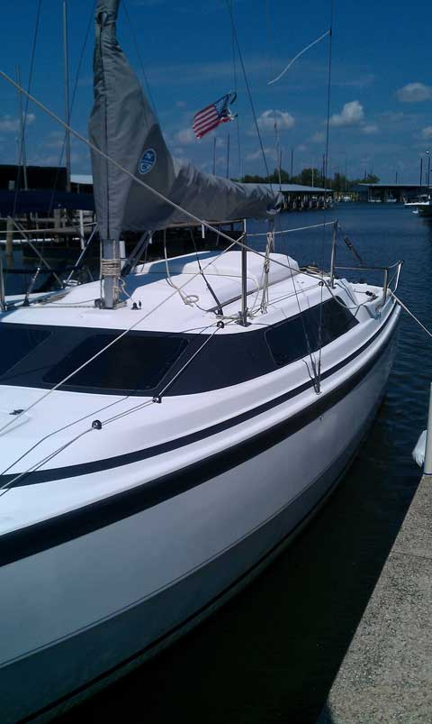 Macgregor 26x 1998 Denton Texas Sailboat For Sale From