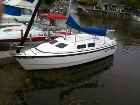 Macgregor 26X, 1998, Lansing, Michigan sailboat