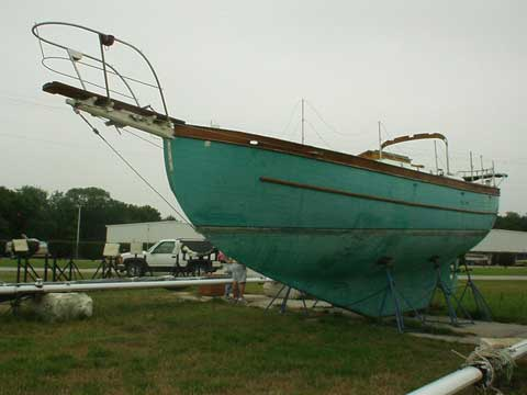 Mao Ta, 36 ft., 1981, College Station, Texas sailboat