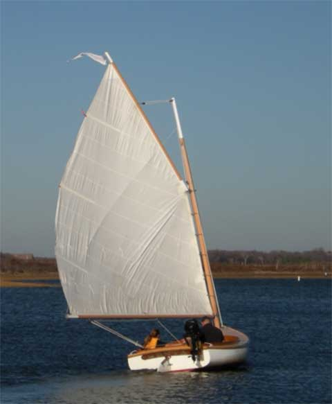 Marshall Sandpiper, 1975 sailboat