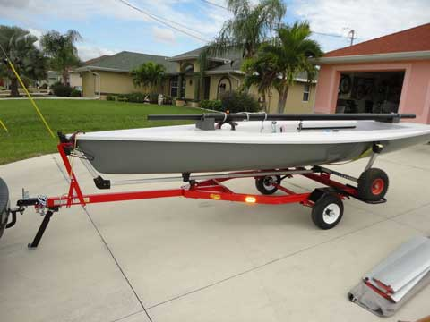 Megabyte, 2000, Cape Coral, Florida sailboat