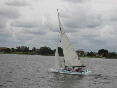 Melges M-16 Scow, 1978, San Antonio, Texas sailboat
