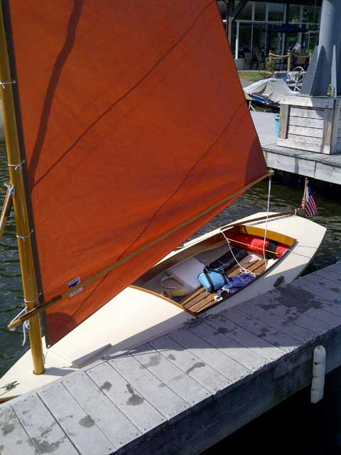 Crawford Melonseed, 2010 sailboat