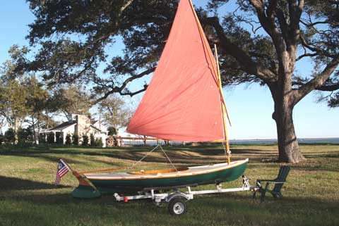 Melonseed, 14 ft., 1999, Houston, Texas sailboat