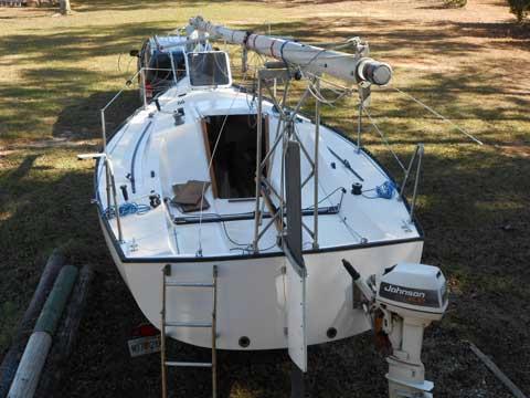 Mirage 236, 1979, Tallahassee, Florida sailboat