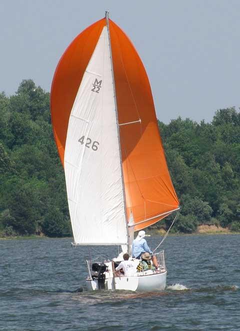 Morgan 22, 1972 sailboat