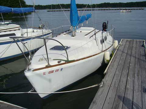 Morgan 22, 1972 sailboat