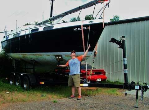 Morgan Out Island, 28.5 ft., 1974, Tyler, Texas sailboat