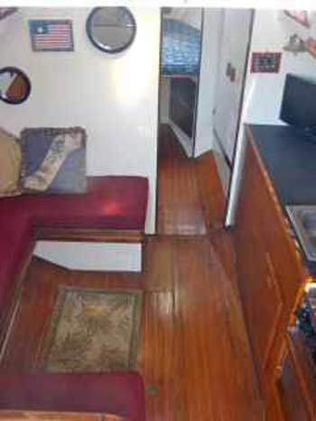 Morgan 34, 1966 sailboat