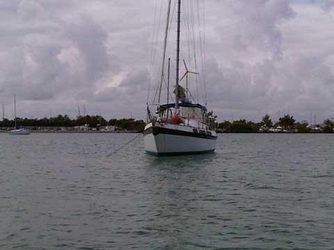 Morgan Out Island 36, 1973 sailboat