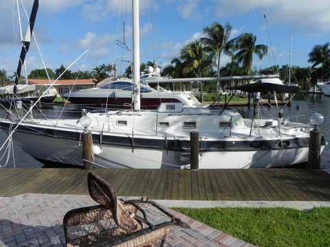 Morgan 37, 1978, Pompano Beach, Florida sailboat