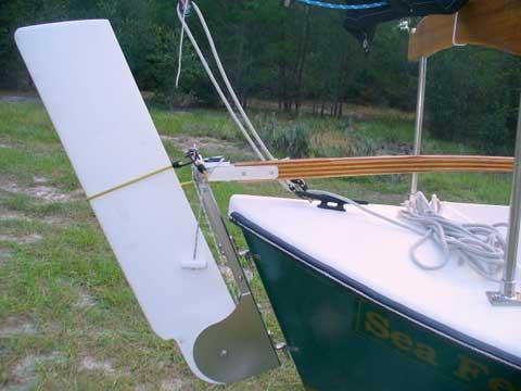 Mud Hen, 1996, Geneva, Florida sailboat