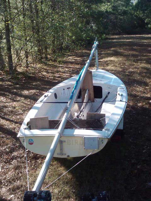 Step Deck Trailer >> Chrysler Mutineer, 15', 1974, Lake Guntersville, Alabama, sailboat for sale from Sailing Texas