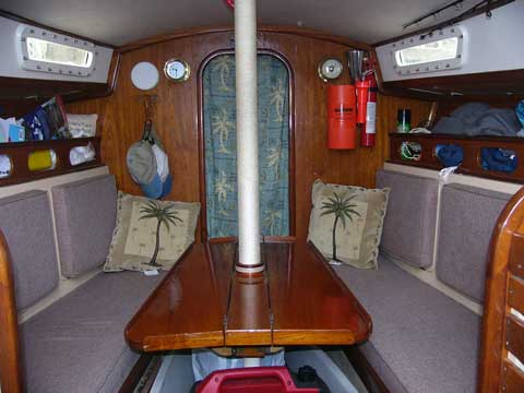 Nebe Cape 28 sailboat
