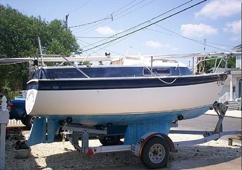 Newbridge Navigator Elite, 19 ft., 1986, Beach Haven, New Jersey sailboat