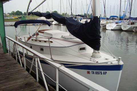 Nonsuch 22 cat boat, 1987 sailboat