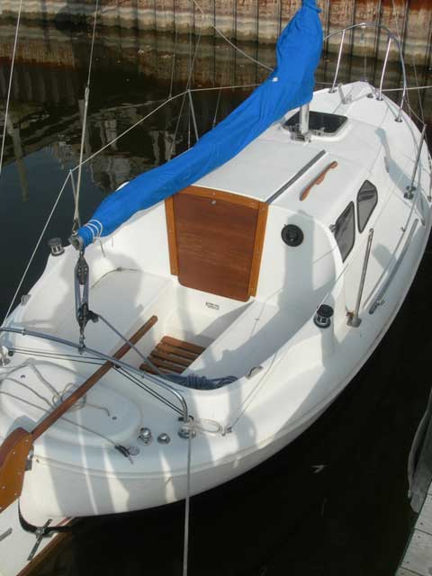 Nordica 20 Full Keel, 1977 sailboat