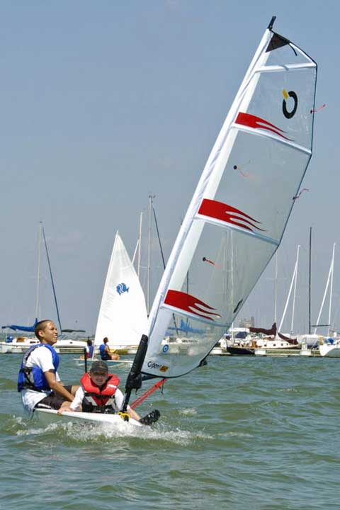North Texas Sailing School Lasers Whaler Many Other