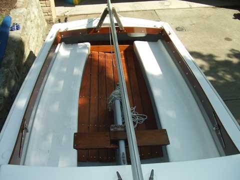 O'Day Daysailer 17, 1965 sailboat