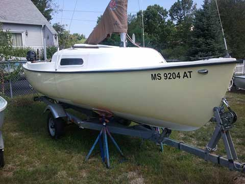 O'day Mariner, 19', 1978 sailboat
