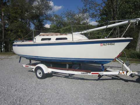 O'day 22, 1982, Lorton, Virginia sailboat
