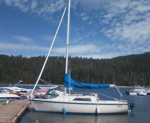 Oday 222, 1984, Northern California sailboat
