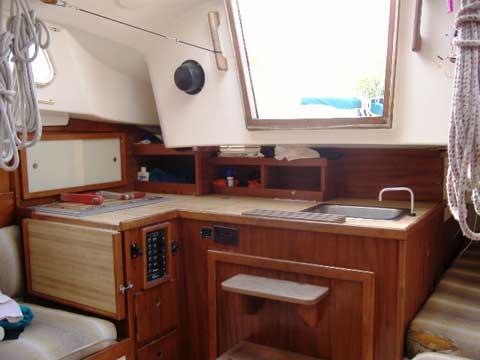 Paceship Py26 1978 Sandusky Ohio Sailboat For Sale