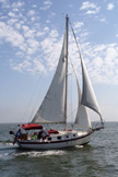 1979 Pacific Seacraft Orion 27, sailboat