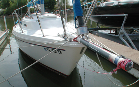 Pearson 26 One Design, 1980, Lewisville Lake, Texas sailboat