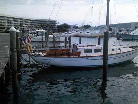 Pearson Vanguard 32', 1964 sailboat