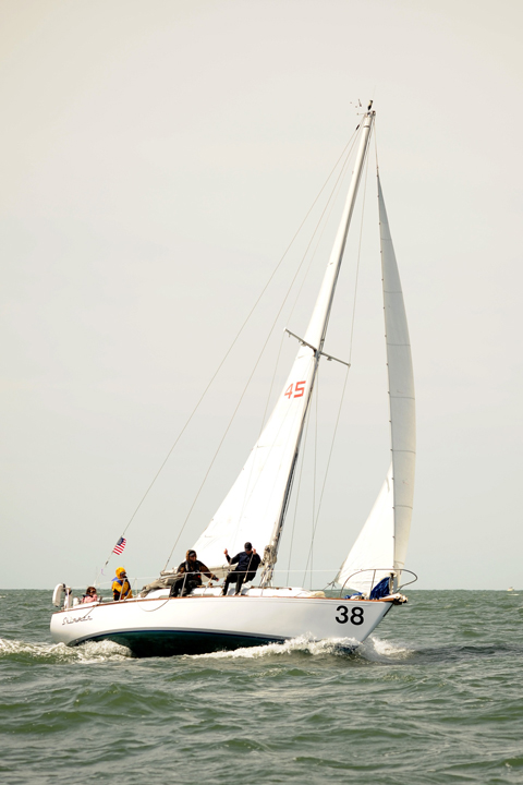 Pearson 33, 1971, South Carolina sailboat