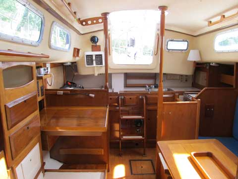 Pearson 35, 1968 sailboat