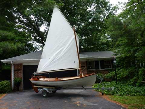 Penobscot 14, 2010, York, Pennsylvania sailboat