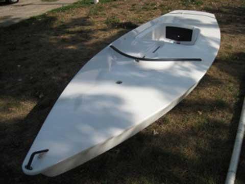 Phantom, 1980, Erie, Illinios sailboat