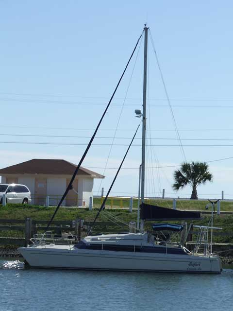 Prout Snowgoose Catamaran 1983, 37 foot, Palacios, Texas sailboat