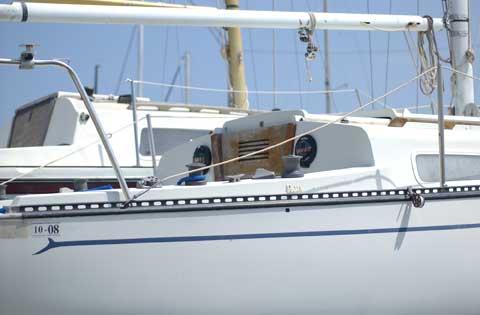 Ranger 23, 1977 sailboat