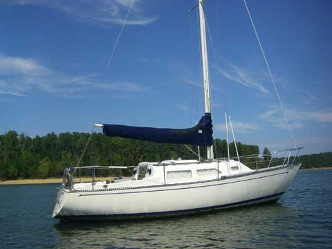 Ranger 29, 1974 sailboat