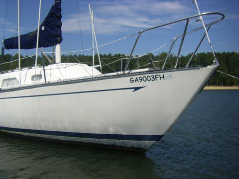 Ranger 29, 1974 sailboat