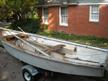 Rhodes Bantam sailboat