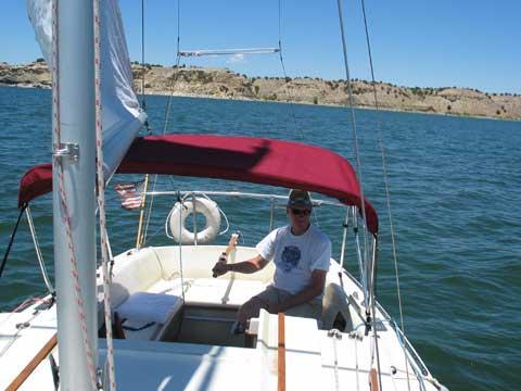 Rhodes 22' sloop 1975 sailboat