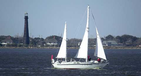 Roberts 45, 1998 sailboat