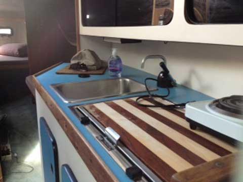S2 26 Center cockpit, 1976 sailboat