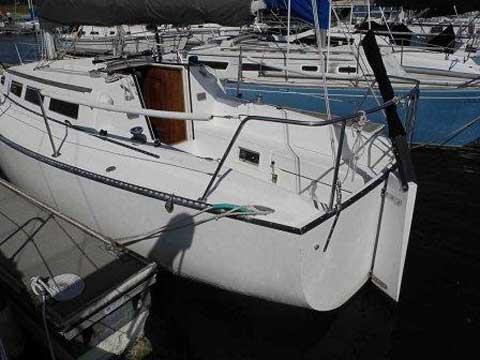 S2-27, 27 Ft, 1986, Lake Travis, Austin, Texas sailboat