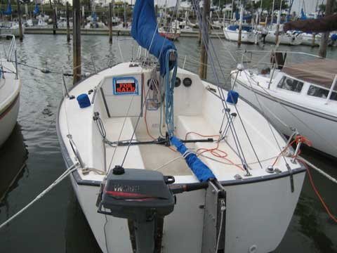 S2 6.7, 1981, Northwest Oklahoma City sailboat